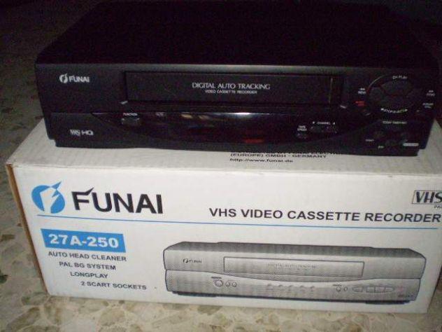 Videoregistratore vhs non funzionante