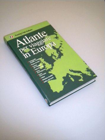 ATLANTE PER VIAGGIARE IN EUROPA - NUOVO