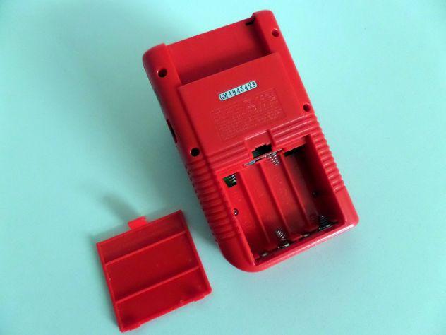Game Boy Classic rosso + gioco Pokèmon Gold - Foto 7