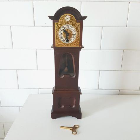 Orologio a pendolo Mini Morbier tempus fugit Pendola - Annunci Firenze