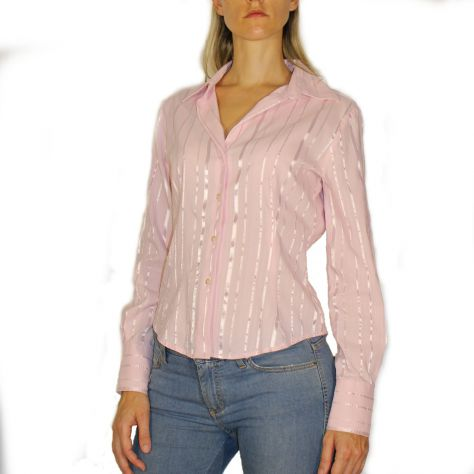 Camicetta rosa di NARA CAMICIE - tg. S