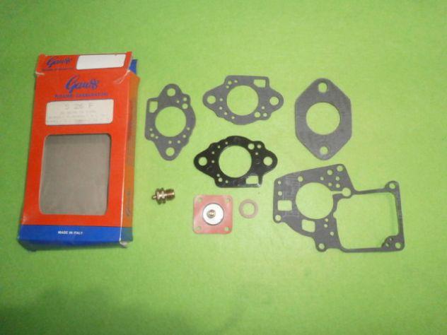Guarnizioni kit revisione carburatore Renault 4 5 6 12 32 seia  32 eisa  NUOVE