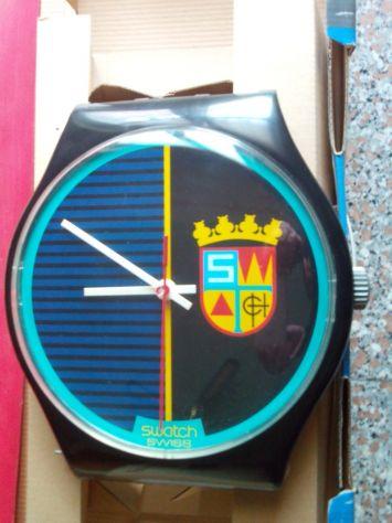 Maxi Swatch - Sir Swatch  MGB111 del 1986n con scatola