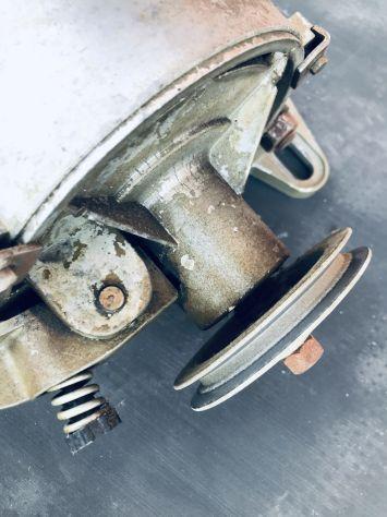 Motore usato monofase macchina cucire industriale - Foto 4