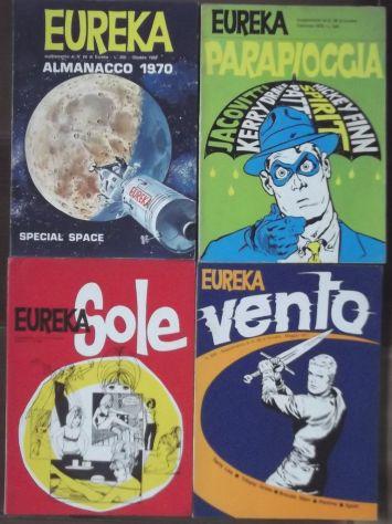EUREKA 25 SUPPLEMENTI 1967-1976