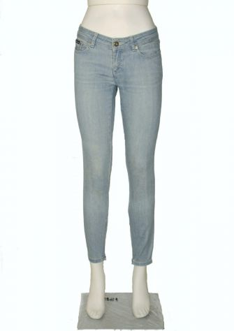 Jeans skinny azzurri di Dolce & Gabbana - tg. 25