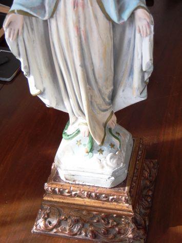 Statua Madonna di Lourdes - Foto 3