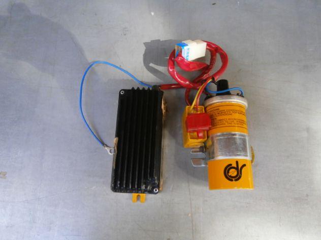 Bobina accensione elettronica FIAT ALFA AUTOBIANCHI ABARTH LANCIA (CDS)