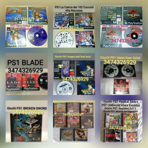 Gioco PS1 Resident Evil 2 ITA - Foto 4