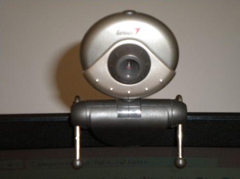 GENIUS WEBCAM USB COME NUOVA - Foto 4