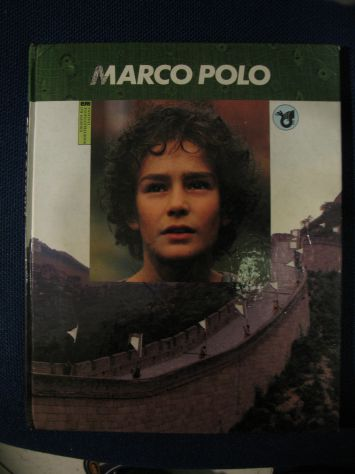 Libro Marco Polo, Ed. ERI del 1982