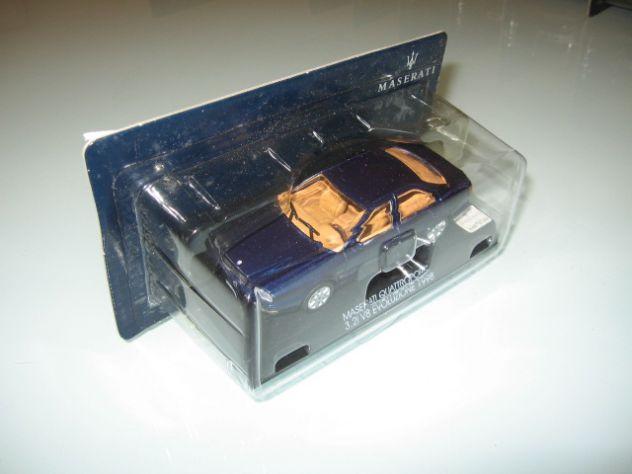 MASERATI QUATTROPORTE 3.2I V8 EVOLUZIONE ANNO 1998 NUOVO!!!!! - Foto 3
