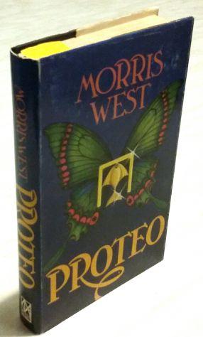 Proteo di West Morris Ed: Club degli Editori su licenza Mondadori, 1979 perfetto