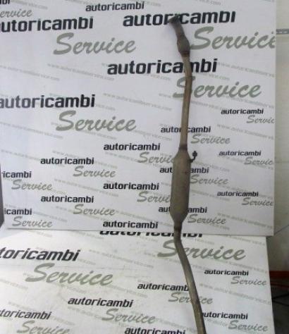 174100N030 MARMITTA TUBO DI SCARICO CON SILENZIATORE CENTRALE TOYOTA COROLL …