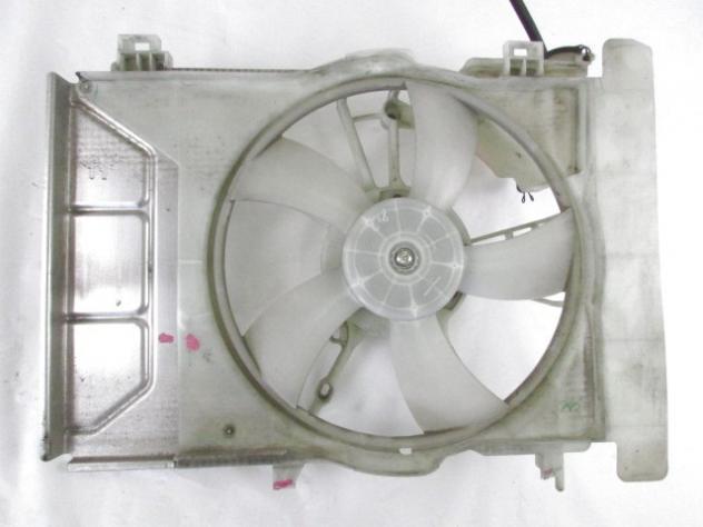 MF422750-4970 ELETTROVENTOLA TOYOTA YARIS 1.3 73KW 5P B 6M (2010) RICAMBIO  …