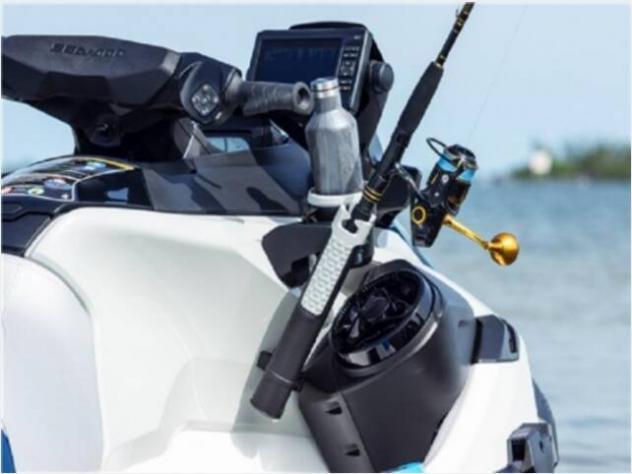 moto d'acquaSea Doo GTX FISH PRO 170 WHITE & - Foto 3