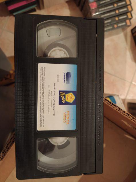 R67- CASSETTE FILM/ALTRO.-VHS - Foto 8