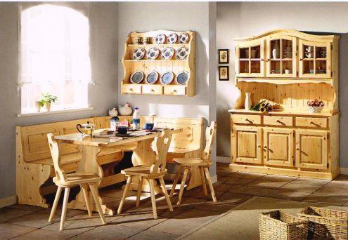 Arredamenti rustici soggiorno rustico 3 in legno nuovo vero affare ...