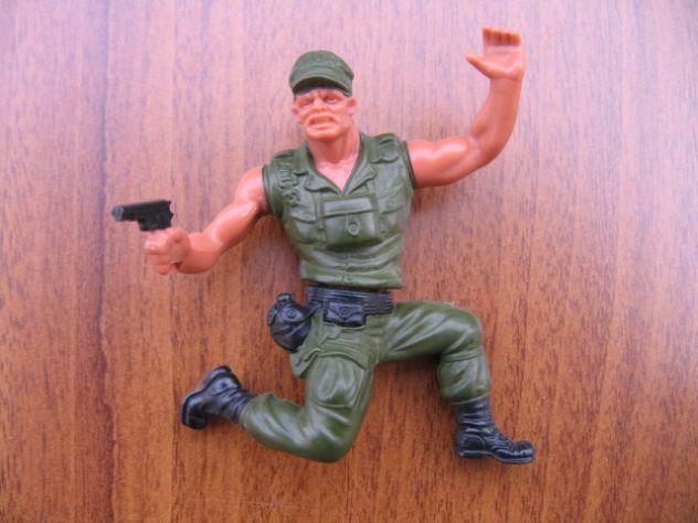 Eroi in Azione MATTEL 1974 - Sergente Marine