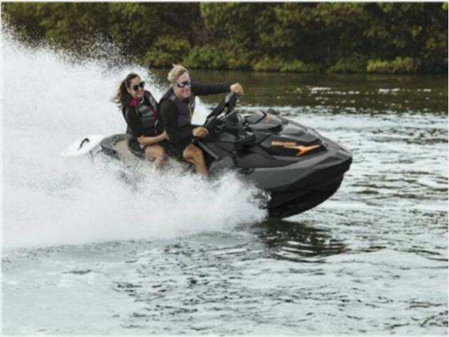 moto d'acquaSea Doo GTX STD 230 ECLIPSE BLACK - Foto 5