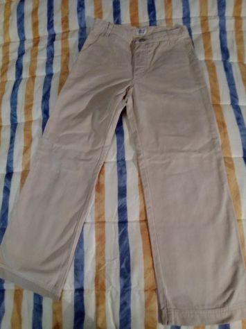 Pantaloni cotone pesante ARMANI JUNIOR originali tg 28