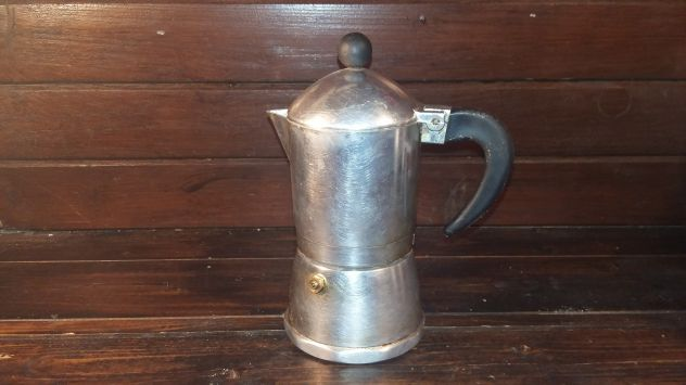 V482 caffettiera riuso da collezione 5tz