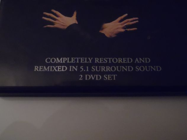 "DvdComeNuovoOriginaleCompletoConcerto:Queen""Greatest Video Hits 1&quot … - Foto 3"