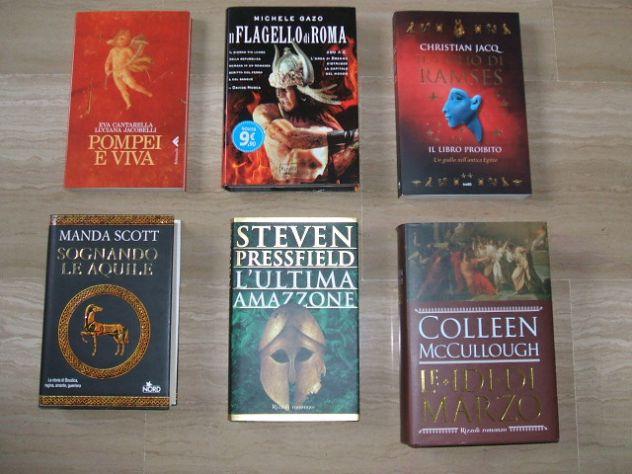 romanzi storici nuovi