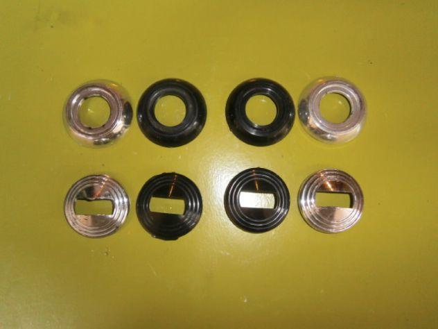 Fiat 500 126 127 128 rosette maniglie interne