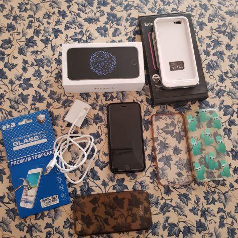 Iphone6 32 gb con accessori