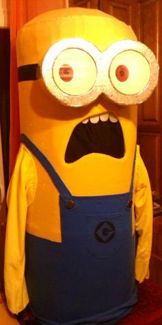 Costume carnevale Minion