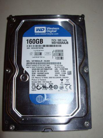 Hard Disk Western Digital Caviar Blue IDE/P-ATA 3.5