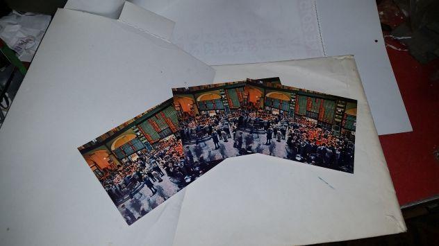 Tre Cartoline/Foto Borsa Italiana