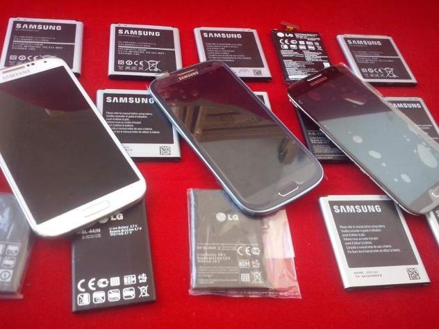 VETRI SAMSUNG S2 S3 S4 S5 S6 NOTE 2 3NEO 4 IPHONE Nuovo Euro 5 - Foto 3