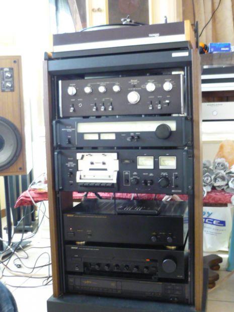 Materiale Audio HiFI Stereo,Amply,Gira, ecc..