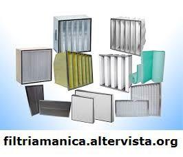 Filtri aria industriali - Foto 2