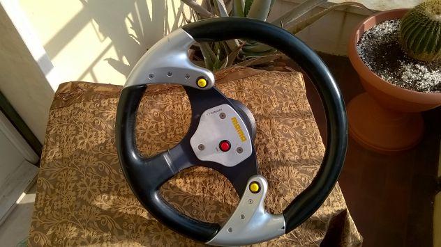 VOLANTE RACING MOMO F1 Concept con 3 pulsanti - Foto 3