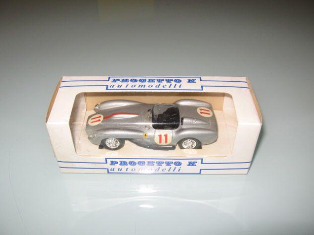 FERRARI 250 TR ANNO 1958 SEBRING  12H PROGETTO K NUOVO!!!!