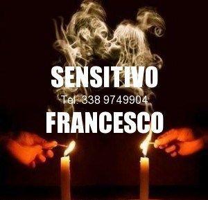 Sensitivo Francesco, Chiaroveggente Esperto in Potenti Legami d'Amore.