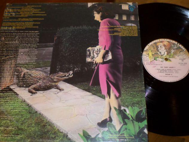 BRAND X - Do They Hurt ? - LP / 33 giri 1980 Charisma Italy - Foto 2