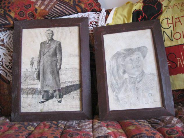 LUIGI MILANI (1914-2000), Due opere molto antiche, di cui una presenta difetti.