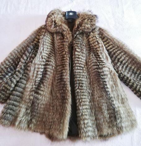 Vendesi splendida pelliccia originale in marmotta