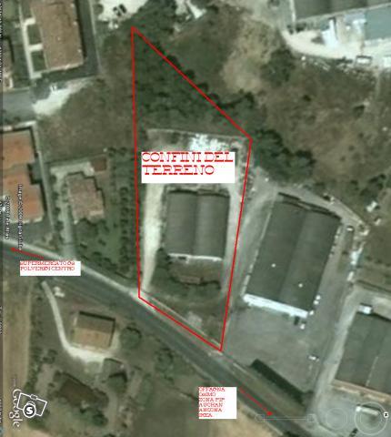 Terreno edificabile convenzionato con Polverigi, con fogne, servizi - Foto 2