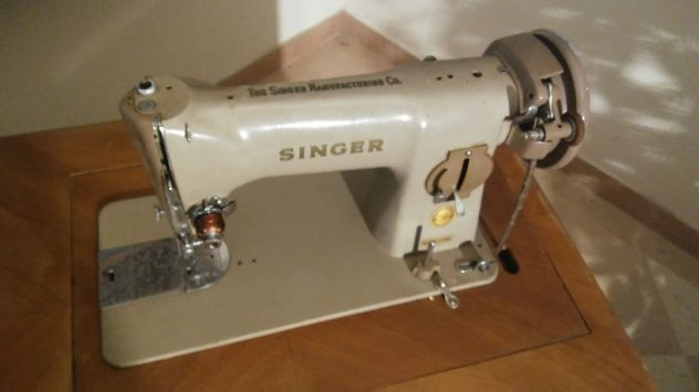 CUCITRICE SINGER A PEDALI VINTAGE