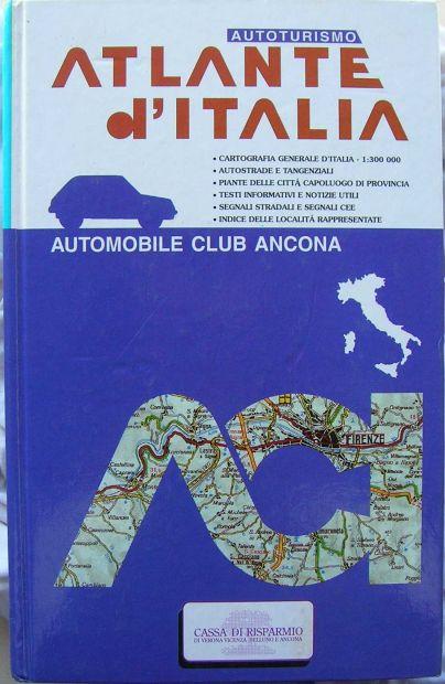 AUTOTURISMO ATLANTE d'ITALIA AUTOMOBILE CLUB