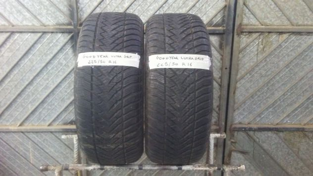 Goodyear Eagle ultra grip 225/50 r16