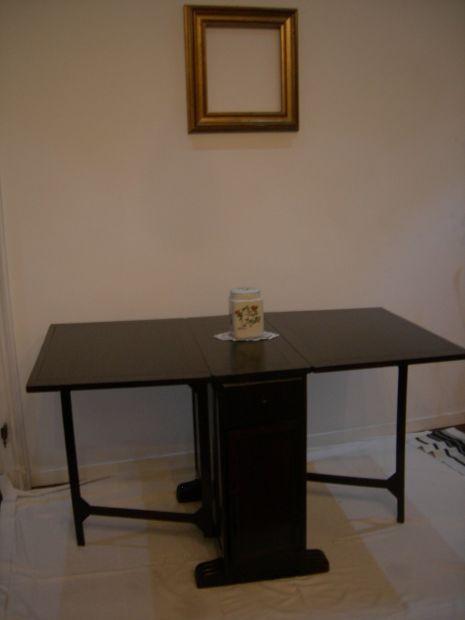 Tavolino con piano pieghevole francese - Torino - Foto 4