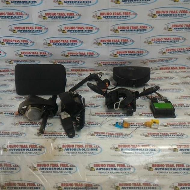 KIT AIRBAG COMPLETO FORD FIESTA ANNO 2004  5WK43103