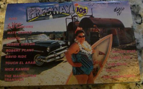 MC Freeway Compilation Estate 1988