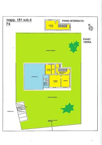 stabile vicinanze centro mq 380 Euro 129.000